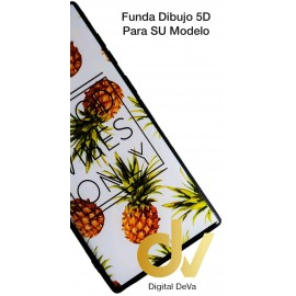 DV NOTE 10 SAMSUNG FUNDA DIBUJO RELIEVE 5D GOOD VIBES ONLY