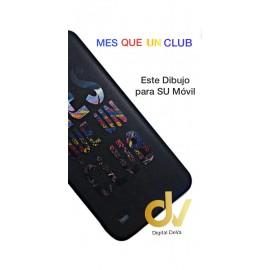 A30S Samsung Funda Dibujo 5D MES QUE UN CLUD Negro