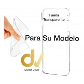 iPhone X / XS Funda Silicona Transparente