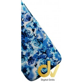 DV NOTE 5 SAMSUNG FUNDA FLORES TURKESA