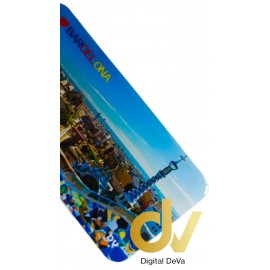 DV S4 / i9500 SAMSUNG FUNDA DIBUJO BARCELONA