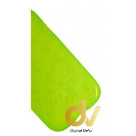 S4 / i9500 SAMSUNG Funda Bumper Verde