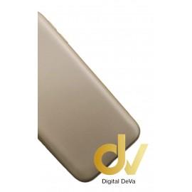 DV J330 / J3 2017 / J3 PRO SAMSUNG FUNDA MATE PREMUM PVC DORADO