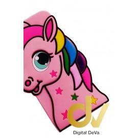 S8 Samsung Funda Bunny Unicornio Rosa