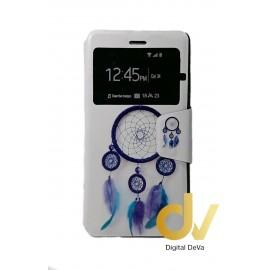 S8 Samsung Funda Libro Dibujo Atrapa Sueños