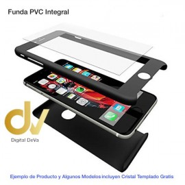 NOTE 8 Samsung Funda Pvc 360º Incluido Cristal DORADO