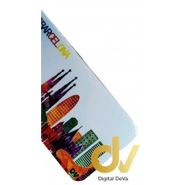 DV S6 EDGE PLUS SAMSUNG FUNDA DIBUJO I LOVE BARCELONA
