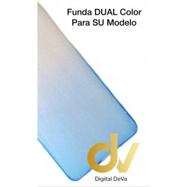 DV S7 EDGE SAMSUNG FUNDA DUAL COLOR AZUL