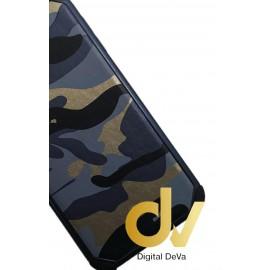 DV S7 EDGE SAMSUNG FUNDA ARMADURA CAMUFLAJE AZUL