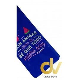 DV S7 EDGE SAMSUNG FUNDA DIBUJO CON AMIGAS....