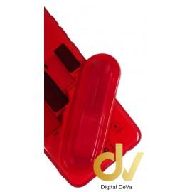 S9 SAMSUNG FUNDA Mirror Tpu Rojo