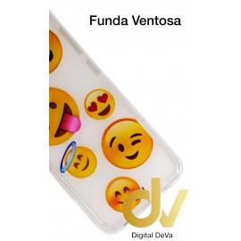 DV  J530 / J5 2017 SAMSUNG FUNDA VENTOSA EMOJIS