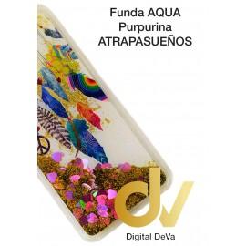 DV A40 SAMSUNG FUNDA AGUA PURPURINA ATRAPA SUEÑO