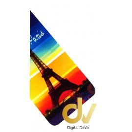 S6 Edge Plus Samsung Funda Dibujo PARIS COLORES