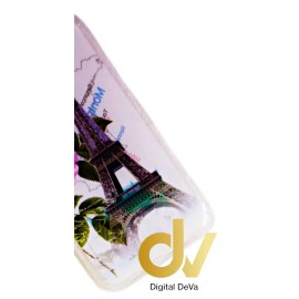 DV S6 EDGE PLUS SAMSUNG FUNDA DIBUJO PARIS ROSAS