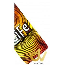 S6 Edge Plus Samsung Funda Dibujo LIFE