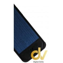S8 Samsung Funda Premium P-Piel Azul