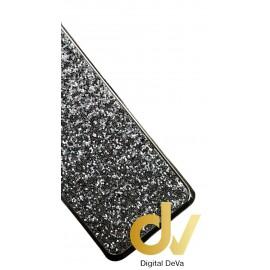 S8 Samsung Funda Glitter Brilli Brilli Plata