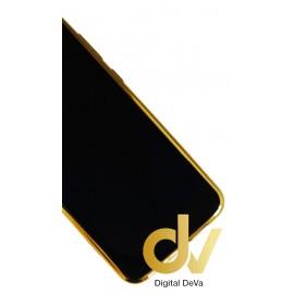 DV S8 PLUS SAMSUNG FUNDA BORDE CROMADO NEGRO