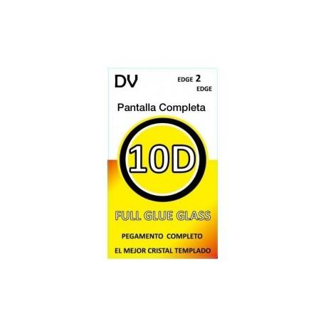 A6 2018 SAMSUNG Dorado CRISTAL Pantalla Completa FULL GLUE