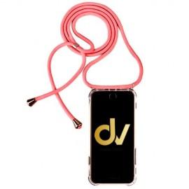 Redmi Note 9S / Note 9 Pro XIAOMI FUNDA Con Cordon Rojo