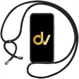 DV IPHONE 11 PRO FUNDA CON CORDON NEGRO