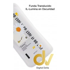 A71 Samsung  Funda Translucido JUST DO IT