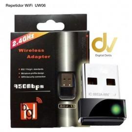 WIFI Mini Receptor Dongle UW06