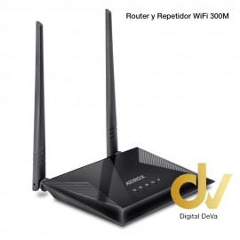 Repetidor Router WIFI 300M MIMO