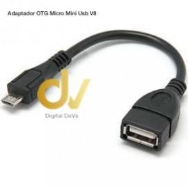 Adaptador OTG USB A ANDROID V8 S-K07