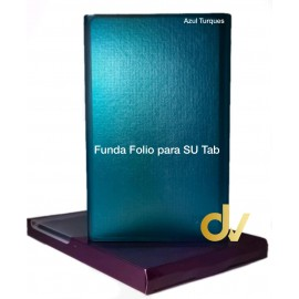 DV FUNDA FOLIO TAB T860 / T865 VERDE ESMERALDA SAMSUNG