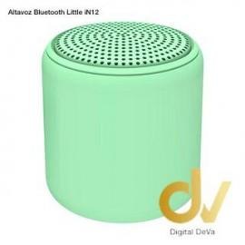 Altavoz Bluetooth Little FUN VERDE