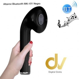 Altavoz Bluetooth Forma De Airpod MK 101 VERDE