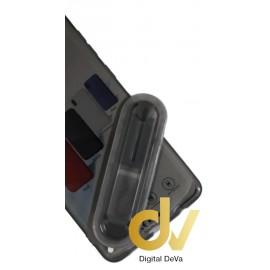 S9 SAMSUNG FUNDA Mirror Tpu GRIS