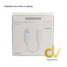Adaptador Aux 3.5MM A Lighting  GL-6A