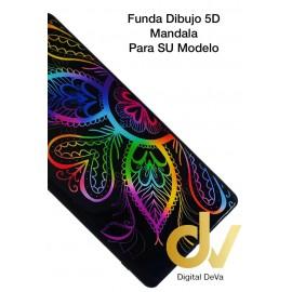 Note 20 Ultra Samsung Funda Dibujo 5D MANDALA