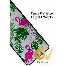 Note 20 Ultra Samsung Funda Dibujo 5D FLAMENCOS