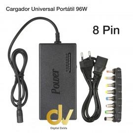 Cargador Universal Portatil 96W