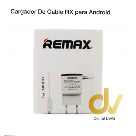 Cargador De Cable Android REMAX 1A