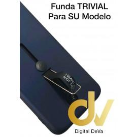 DV Y9 2019 HUAWEI Funda TRIVIAL 2 en 1 AZUL