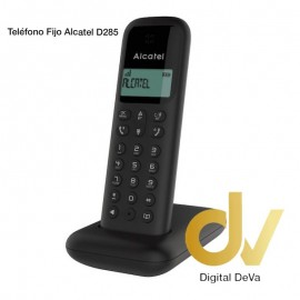 Telefono Fijo Alcatel D285 NEGRO