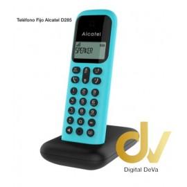 Telefono Fijo Alcatel D285 AZUL TURQUES
