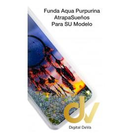 A20E SAMSUNG FUNDA Agua Purpurina ATRAPA SUEÑOS