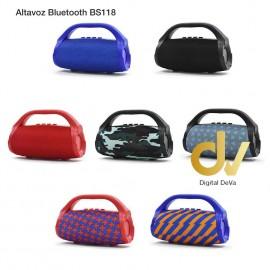 Altavoz Bluetooth BS 118