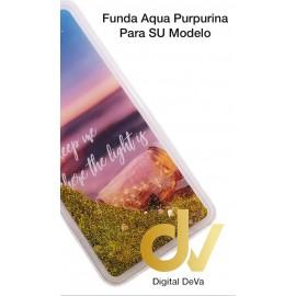 Mi A2 Lite / Redmi 6 Pro XIAOMI Funda Agua Purpurina KEEP ME