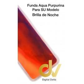 Mi A2 Lite / Redmi 6 Pro XIAOMI Funda Agua Purpurina NARANJA NEON