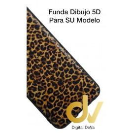 DV A20E SAMSUNG FUNDA DIBUJO Relieve PIEL LEOPARDO