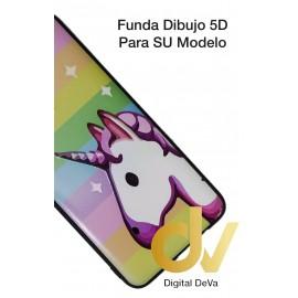 DV A30 SAMSUNG FUNDA Dibujo 5D UNICORNIO