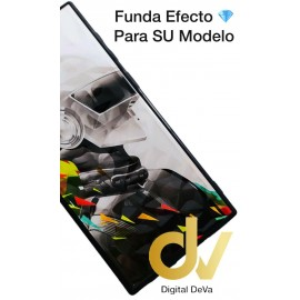 DV MATE 20 LITE HUAWEI FUNDA DIBUJO DIAMOND CASCO
