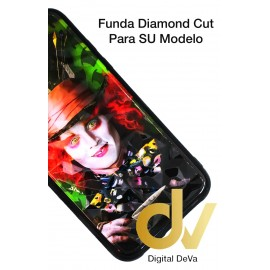 DV Y6 2019 HUAWEI FUNDA DIBUJO DIAMOND JOKER